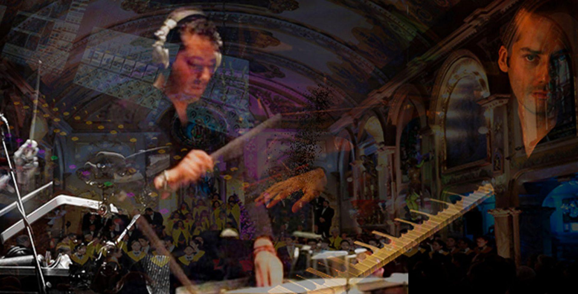 Composer and Recording Engineer Novelli Jurado